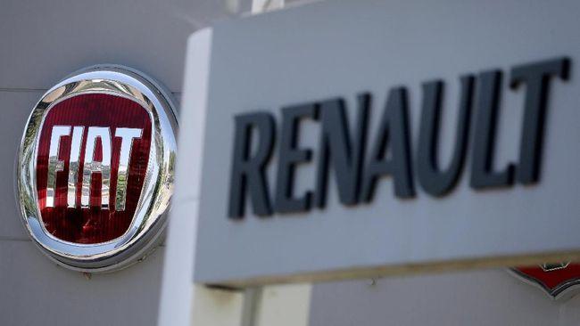 Fiat Chrysler Batalkan Tawaran Merger dengan Renault