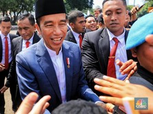 Jokowi Pastikan Tak Mudik ke Solo, Tiadakan Open House