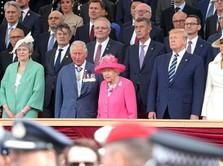 3 Pernyataan Kontroversial Trump ke Keluarga Kerajaan Inggris