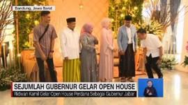 VIDEO: Tiga Gubernur di Pulau Jawa Gelar Open House