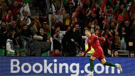 Hatrick Ronaldo Antar Portugal ke Final Nations League
