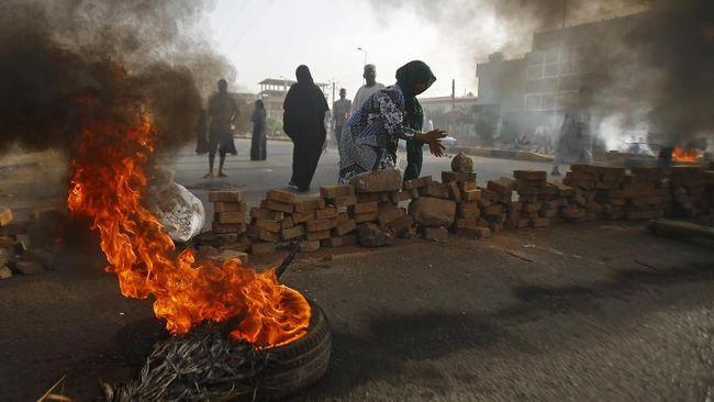 Puluhan Jasad Demonstran Sudan Dibuang ke Sungai Nil