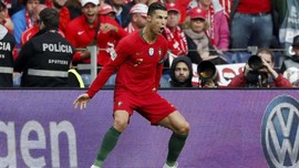 Ronaldo Senang Cetak Tiga Gol Indah