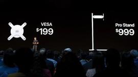 Apple Rilis 'Dudukan Monitor' Seharga Sepeda Motor
