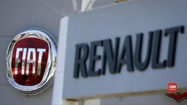 VIDEO: Raksasa Otomotif Fiat - Renault Batal Merger