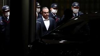 Runtuhnya 'Kerajaan' Carlos Ghosn di Renault-Nissan
