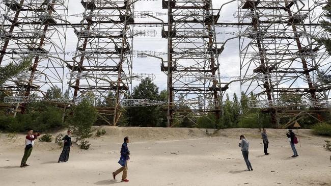 Sebuah agen tur Chernobyl menyebut ada kenaikan reservasi tur sebanyak 40 persen sejak miniseri itu ditayangkan.
