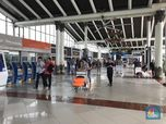 17.00 WIB, Penumpang Bandara Soetta Capai 121.597 Orang