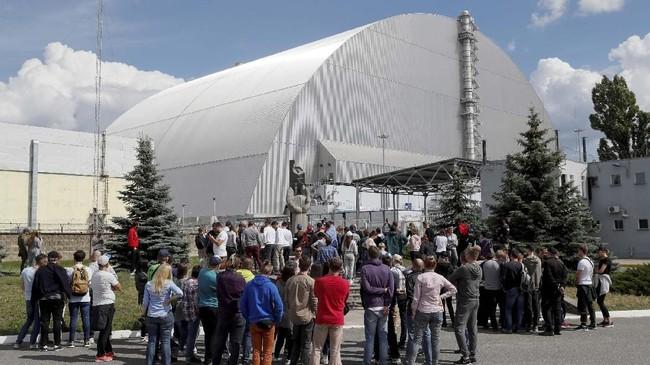 Kesuksesan miniseri HBO tentang Cherynobyl, mengubah tempat ini menjadi destinasi wisata baru.
