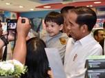 Lucunya Jan Ethes Naik Delman Bareng Jokowi di Malioboro