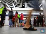 Satu Per Satu Stasiun MRT Tutup, Pekan Depan Hanya 6 Stasiun