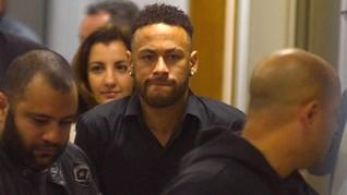 Terungkap WhatsApp Neymar-Najila Terkait Dugaan Pemerkosaan