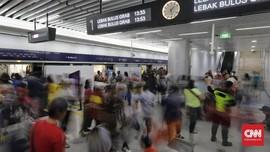 MRT Kota Bakal Terintegrasi dengan Commuter dan Transjakarta