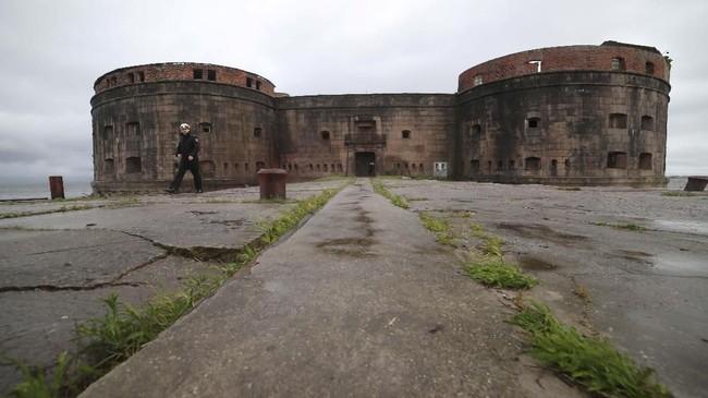 Tempat ini ditutup pada tahun 1917, namun ada misteri besar yang menyelimuti Benteng Alexander.