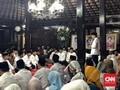 Nuansa Putih di Tahlilan Ani Yudhoyono di Cikeas