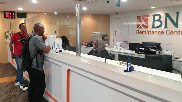 BNI adalah bank nasional yang memiliki kantor cabang di luar negeri paling banyak. Berikut kegiatan operasional BNI di luar negeri selama Lebaran.