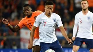 Belanda Gulung Inggris 3-1 di Nations League