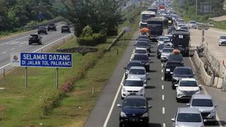 Jalur Palembang-Banyuasin Rawan Macet Jelang Libur Natal
