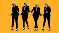 INFOGRAFIS: Yang Tak Terlupakan dari Theresa May