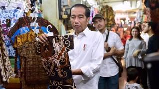Jokowi Respons Sengketa Pilpres: Kita Percayakan pada MK