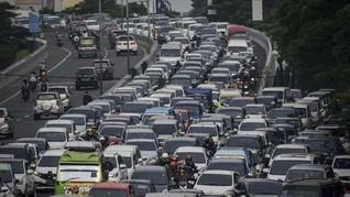 Polisi Sebut 100 Ribu Kendaraan Pemudik Masih di Jateng