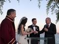 FOTO: Oezil Menikah Setelah Idul Fitri Didampingi Erdogan