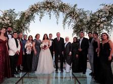 Erdogan jadi Pendamping Bintang Arsenal Ozil Saat Menikah