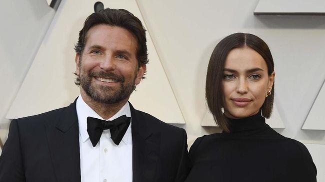 Putus, Bradley Cooper-Irina Shayk Prioritaskan Anak