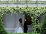 Momen-momen Erdogan jadi Pendamping Ozil Saat Menikah