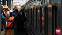 KAI Tambah Pembatalan 28 Perjalanan Kereta Jarak Jauh