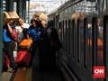 Cerita 'Trouble' di Tengah Arus Balik Nyaman Pakai Kereta