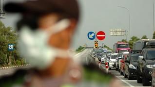 Tol Trans Jawa Mulai Dipadati Pemudik Natal