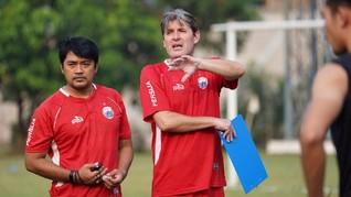 Persija vs Bali United: Ujian Kedua Banuelos