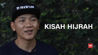 VIDEO: Kisah Hijrah Mantan Gitaris Rocket Rockers