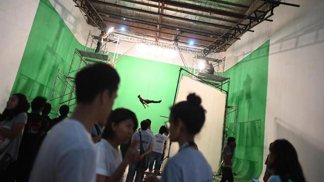 Ketika pemerintah junta militer masih dominan, industri perfilman Myanmar sulit berkembang karena sensor ketat dan kebijakan menutup diri dari dunia luar. (Photo by Ye Aung THU / AFP)
