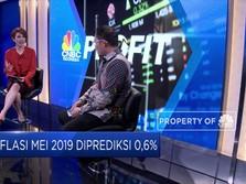 Inflasi Mei 2019 Didorong Harga Pangan