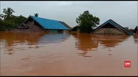 VIDEO: Banjir di Sulawesi Tenggara, Puluhan Rumah Hanyut