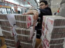 Cadangan Devisa China Makin Gemuk, Capai US$ 3.100 T!