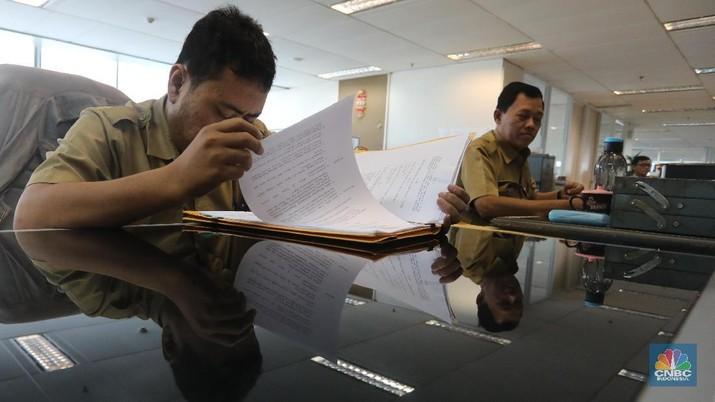 Kadin Indonesia buka suara mengenai wacana pegawai negeri sipil (PNS) yang bisa bekerja dari rumah tanpa perlu ke kantor.