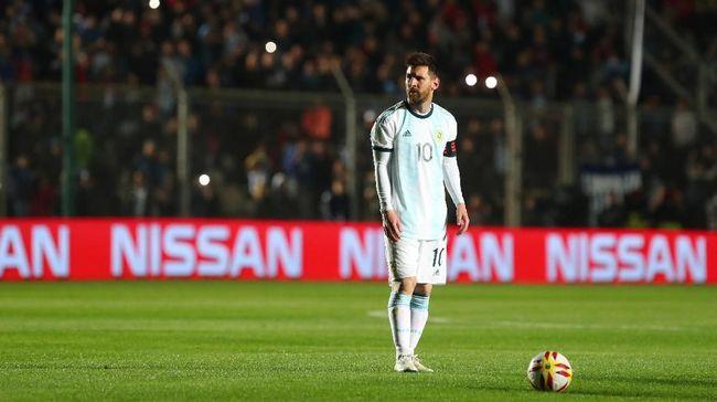 Lionel Messi, Nasib Apes dan Peluang Terakhir Ikuti Ronaldo