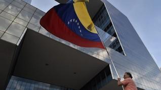 Anti Rezim Maduro, El Salvador Usir Diplomat Venezuela