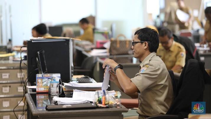 Pendaftaran lowongan calon pegawai negeri sipil (CPNS) resmi dibuka hari ini, Senin (11/11/2019)