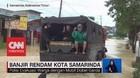 VIDEO: Banjir Rendam Kota Samarinda