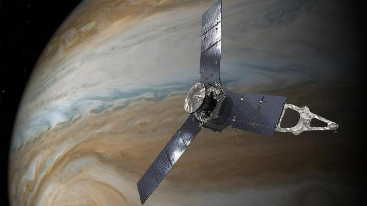 Ingin Lihat Planet Jupiter dari Dekat? Begini Caranya!