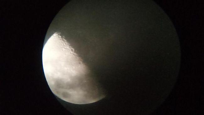 Gerhana Tandai Peringatan 50 Tahun Pendaratan di Bulan