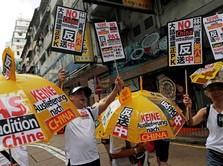 Waduh, Makin Banyak Orang Hong Kong Mau Merdeka dari China!