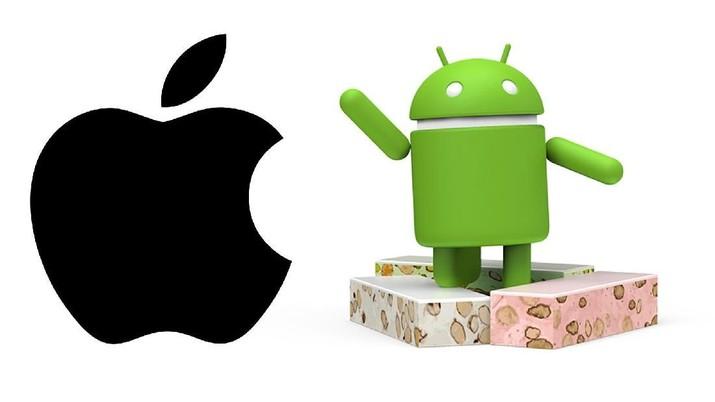 Apple iOS 13 dan Google Android Q akan diterbitkan pada kuartal III-2019.