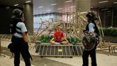 Pemerintah Hong Kong menyatakan bahwa mereka telah mempertimbangkan aspirasi rakyatnya dan akan mengambil kebijakan yang akan memberikan perlindungan bagi mereka. (REUTERS/James Pomfret)