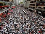 UU Ekstradisi ke China Bisa Ancam Hub Bisnis Hong Kong