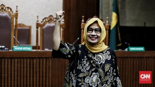 Eks Dirut Pertamina Karen Agustiawan Divonis Lepas MA